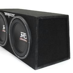 Dual Voice Coil Subwoofer Box Tekonsha Prodigy Rf Wiring Diagram Mtx Terminator 12 Quot Single 2 Ohm Subwoofers