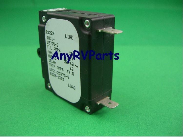 Onan 3201323 Rv Generator 30 Amp Cb Flip Circuit Breaker Ebay