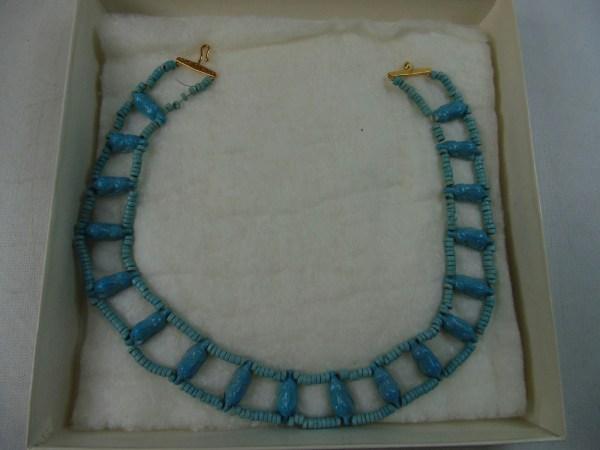 Metropolitan Museum Of Art York Faience Jewelry
