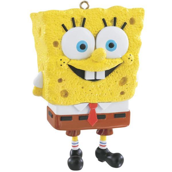 Carlton Ornament 2014 Spongebob Squarepants - #axor076f