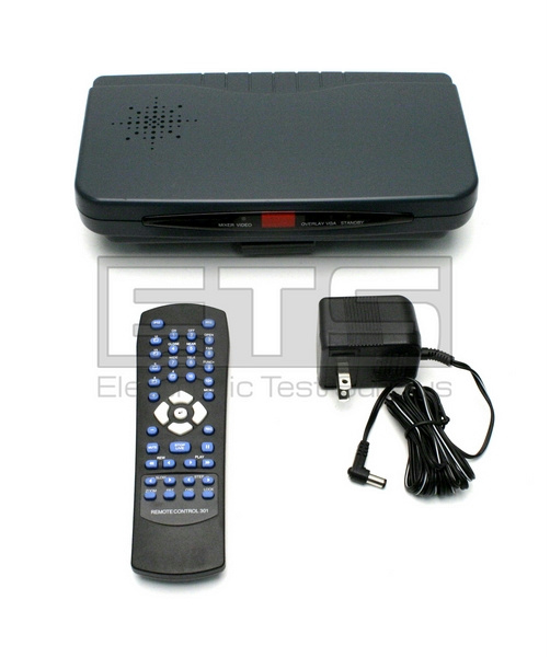 Pal Ntsc Video Text Generator