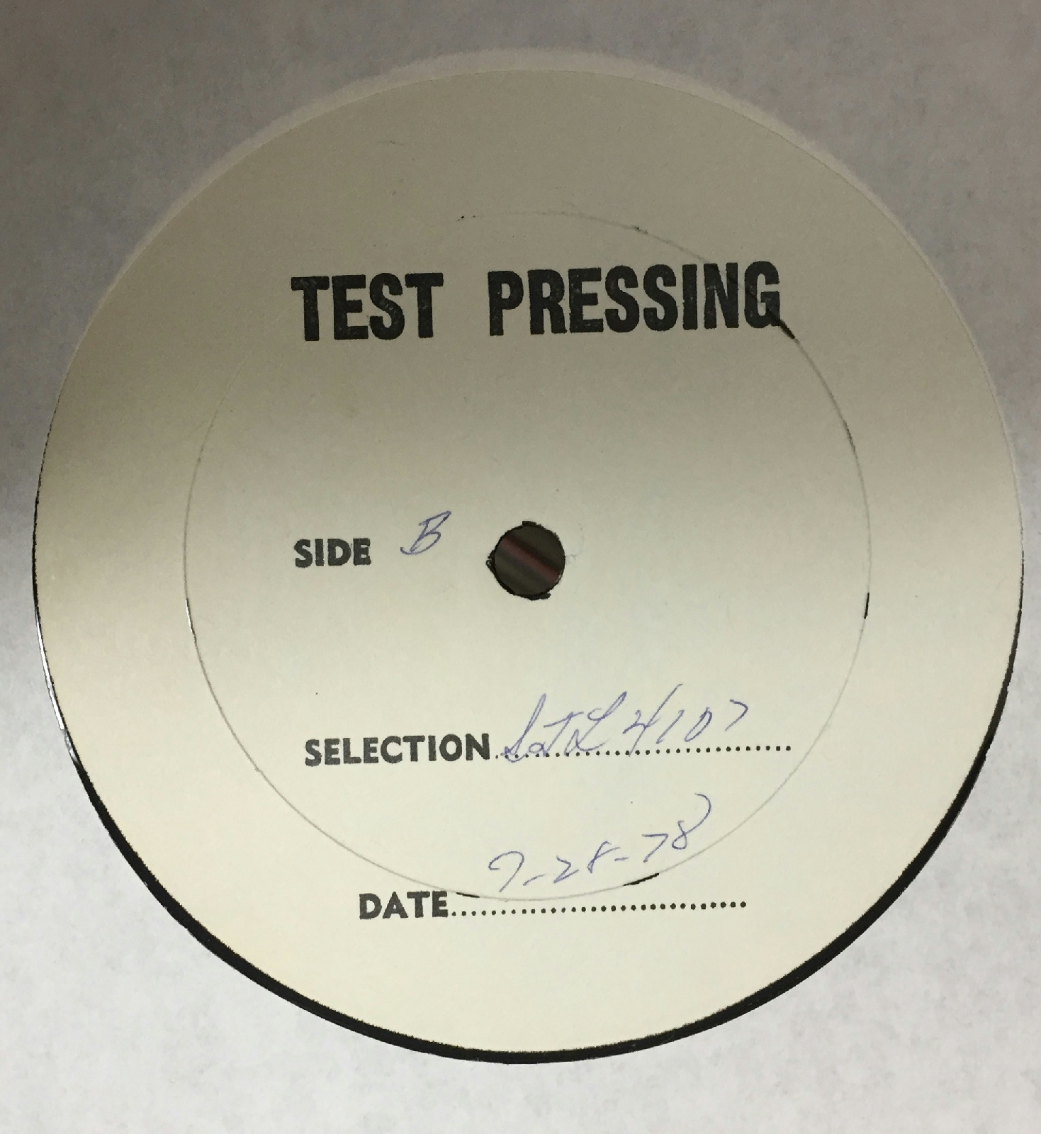 Willie Amp The Bumblebees Honey From The Bee Lp Mint Rare Test Press Promo