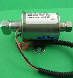 22861231 genuine onan generator 149 2620 marquis fuel pump a029f887 generator onan wiring onan 5000 marquis gold generator wiring diagram  [ 1600 x 1200 Pixel ]