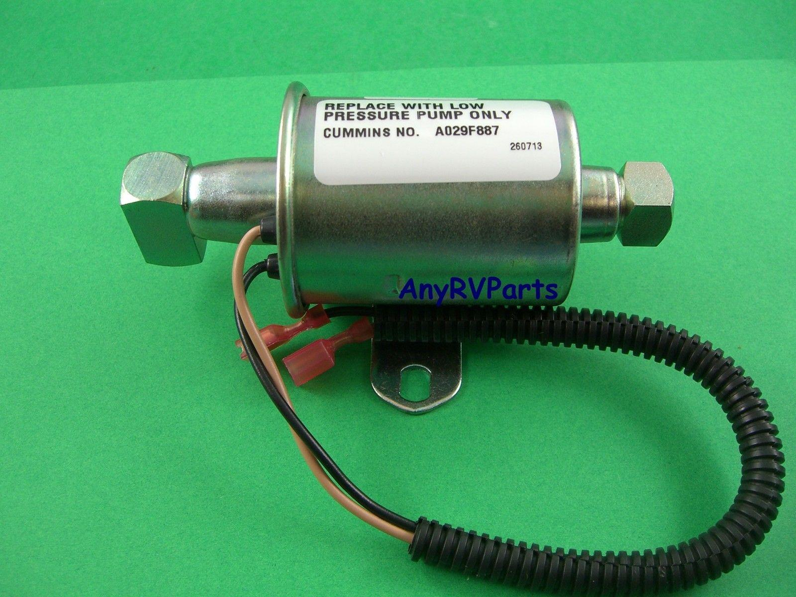 hight resolution of 22861231 genuine onan generator 149 2620 marquis fuel pump a029f887 generator onan wiring onan 5000 marquis gold generator wiring diagram