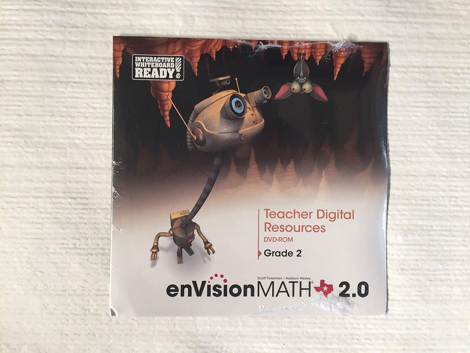 Pearson Texas Envisionmath 2 0 Teacher Digital Resources