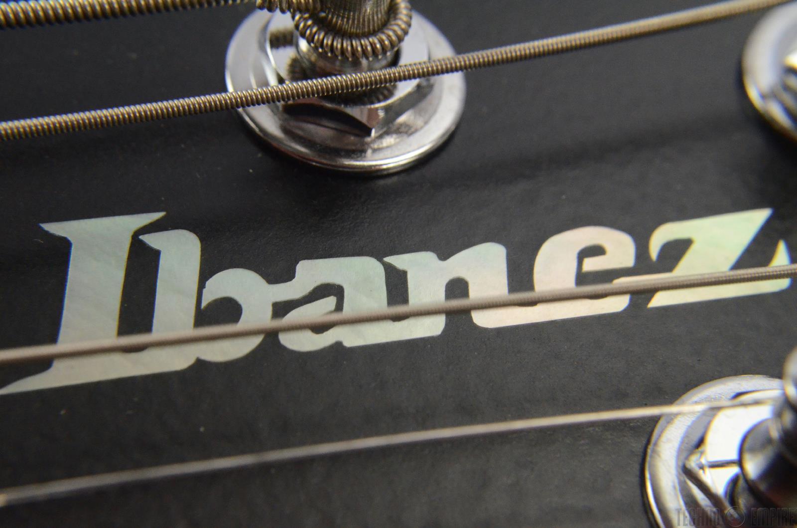 Ibanez Mmm1 Baritone Custom Mike Mushok Boa Snake Electric