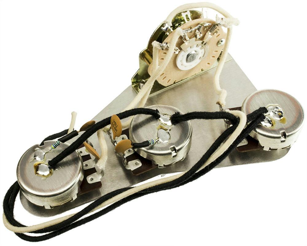 How Do I Wire A Neckon Switch In A Strat