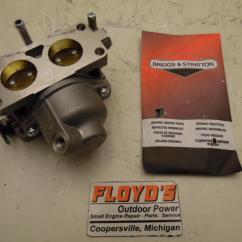 Briggs And Stratton Nikki Carburetor Wiring Diagram Key Switch Nos Oem Kit 796227 Ebay