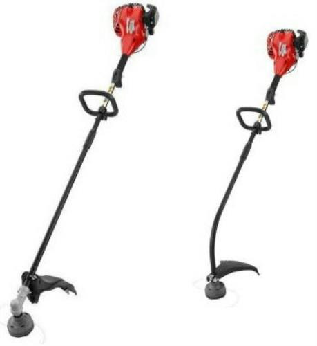 Homelite 2-Cycle 26cc Straight & curved shaft Gas Trimmers