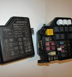01 05 hyundai santa fe 2 7l v6 under hood relay fuse box block warranty 1622 [ 1024 x 768 Pixel ]