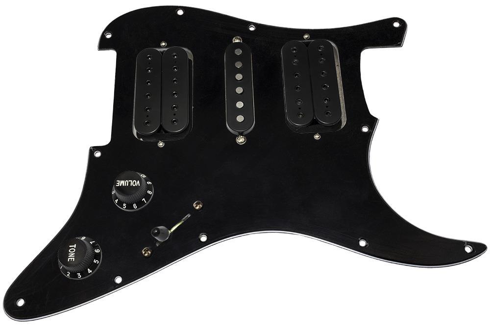Dimarzio Guitar Hsh Wiring Diagram