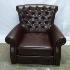 Christopher Knight Club Chair Ikea Foldable Chairs Home Franklin Brown Tufted Bonded