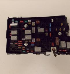 15 16 chrysler 200 2 4l under hood relay fuse box block warranty 1646 [ 1024 x 768 Pixel ]
