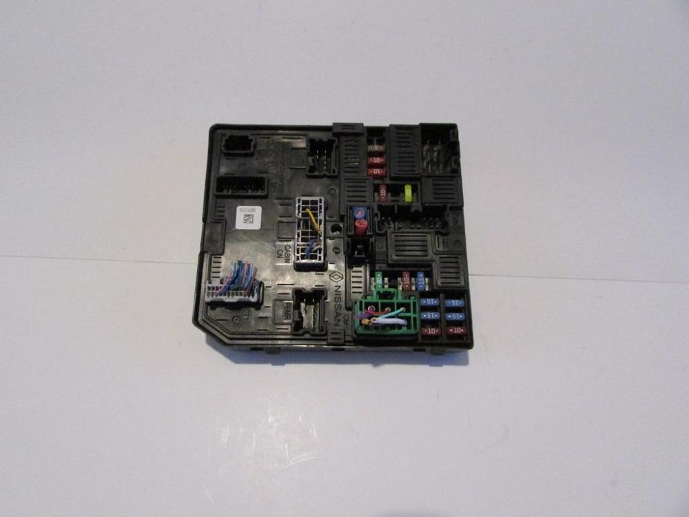 medium resolution of 14 15 nissan rogue under hood relay fuse box block warranty 1732