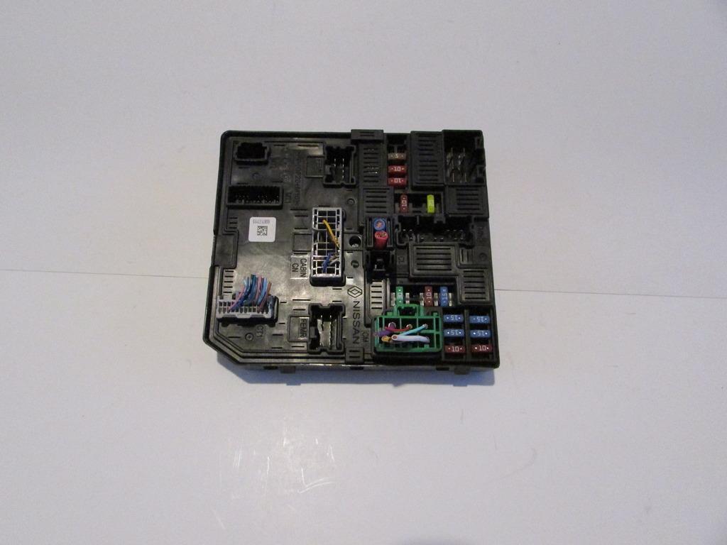 hight resolution of 14 15 nissan rogue under hood relay fuse box block warranty 1732