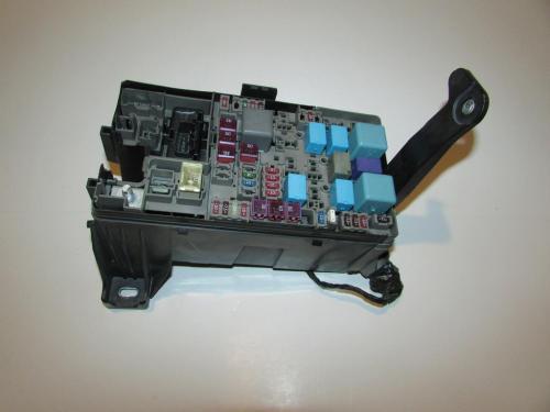 small resolution of 05 11 toyota tacoma 2 7l under hood relay fuse box block warranty 1782