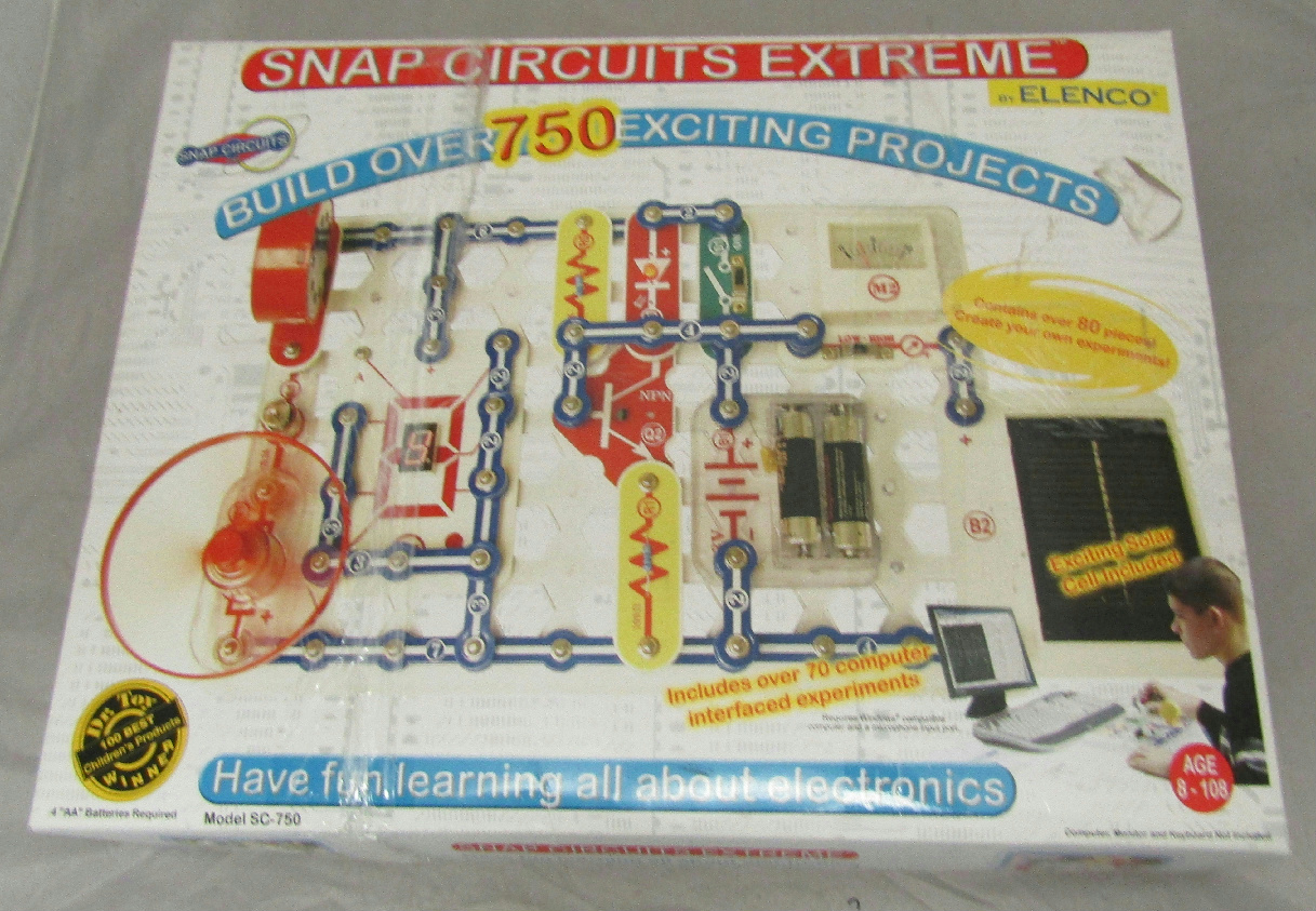 Extreme Circuits