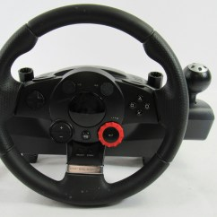 Steering Wheel Pc Paper Manufacturing Process Flow Diagram Driving Force Gt Ps3 Gaming