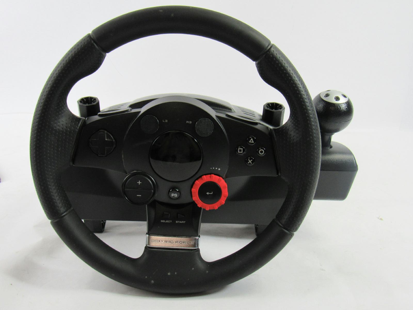 steering wheel pc 2006 dodge ram trailer wiring diagram driving force gt ps3 gaming