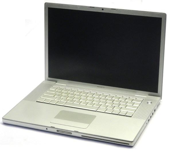 """Apple Macbook Pro A1260 2008 15.4"""" Laptop 2.50ghz Core"""