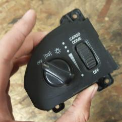 1998 Dodge Ram 2500 Headlight Switch Wiring Diagram 91 Honda Civic Dx Stereo 2002 3500 Ebay