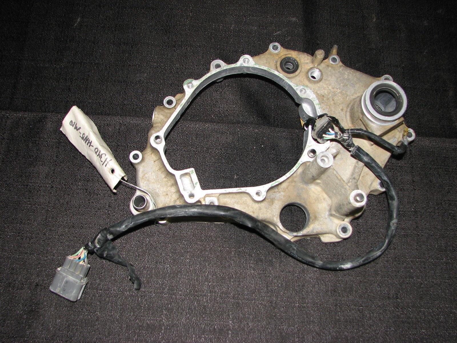 Diagram Of Honda Atv Parts 2006 Trx350fe A Rear Crankcase Cover