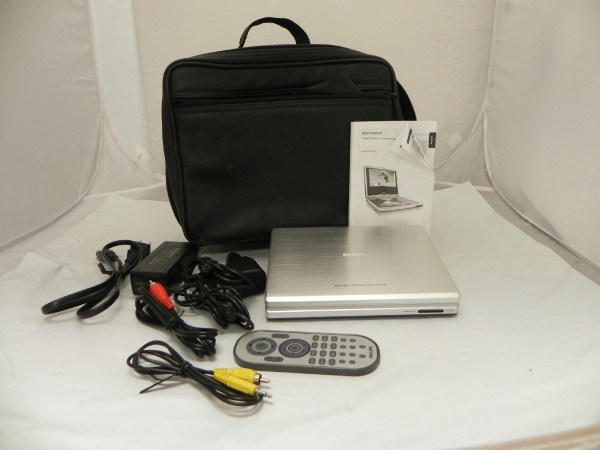 Philips Portable DVD Player Car Charger