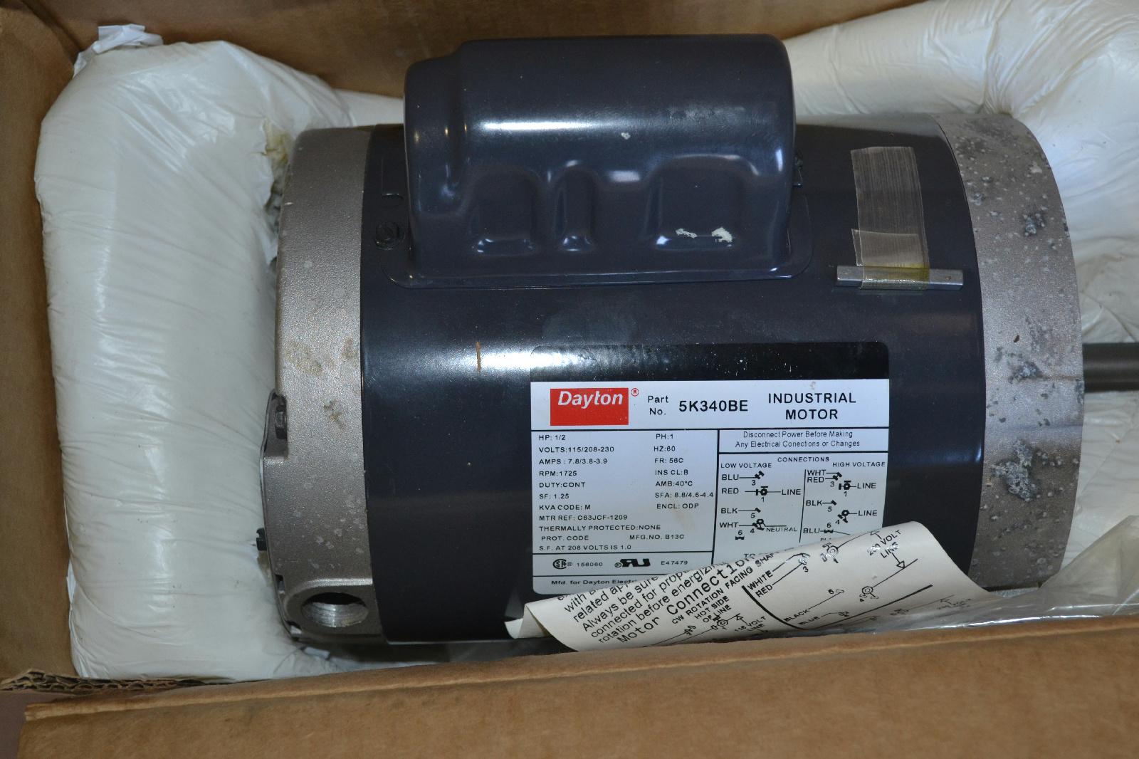 hight resolution of dayton capacitor start motor wiring