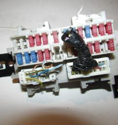 04 06 nissan maxima 3 5l v6 sedan under hood relay fuse box block warranty 1880 [ 1024 x 768 Pixel ]