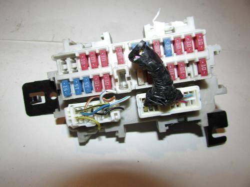 small resolution of 04 06 nissan maxima 3 5l v6 sedan under hood relay fuse box block warranty 1880