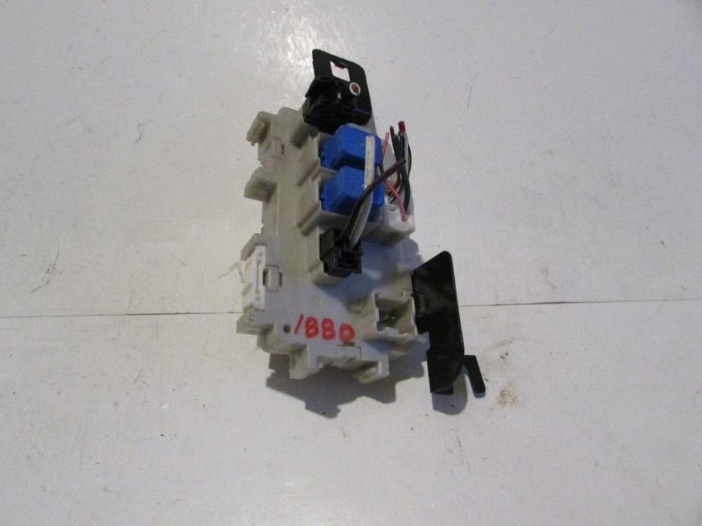 medium resolution of 04 06 nissan maxima 3 5l v6 sedan under hood relay fuse box block warranty 1880