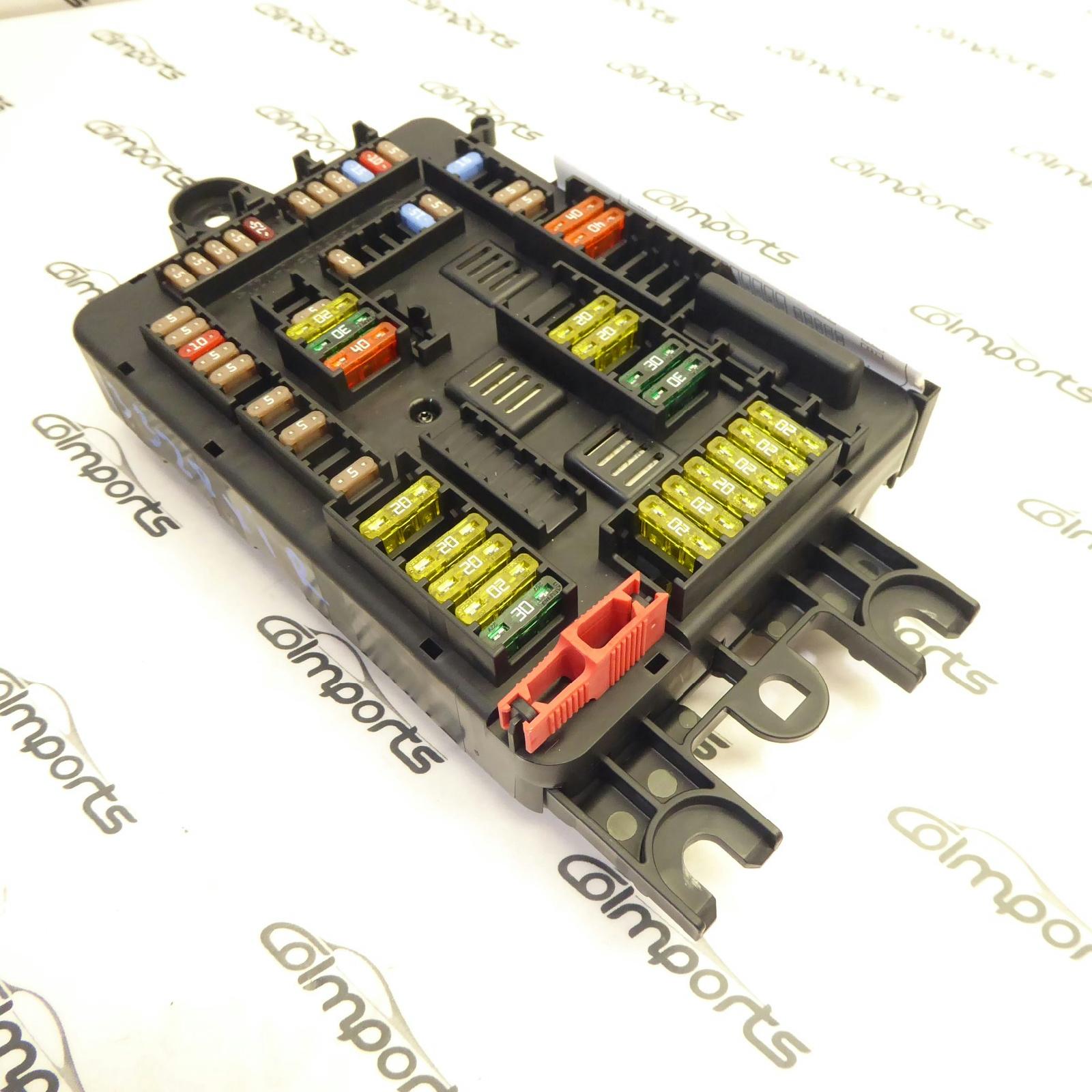 hight resolution of 12 16 bmw f30 328xi 320xi 335xi sam fuse box relay module oem 2000 bmw 323i fuse box diagram bmw k1200gt fuse box location