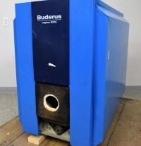 New Buderus G215 /7 Waste Used Oil Gas Burner 294K BTU Hot ...