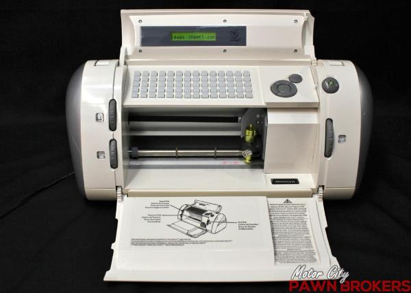 Provocraft Cricut 29-0001 - Personal Electronic Cutter