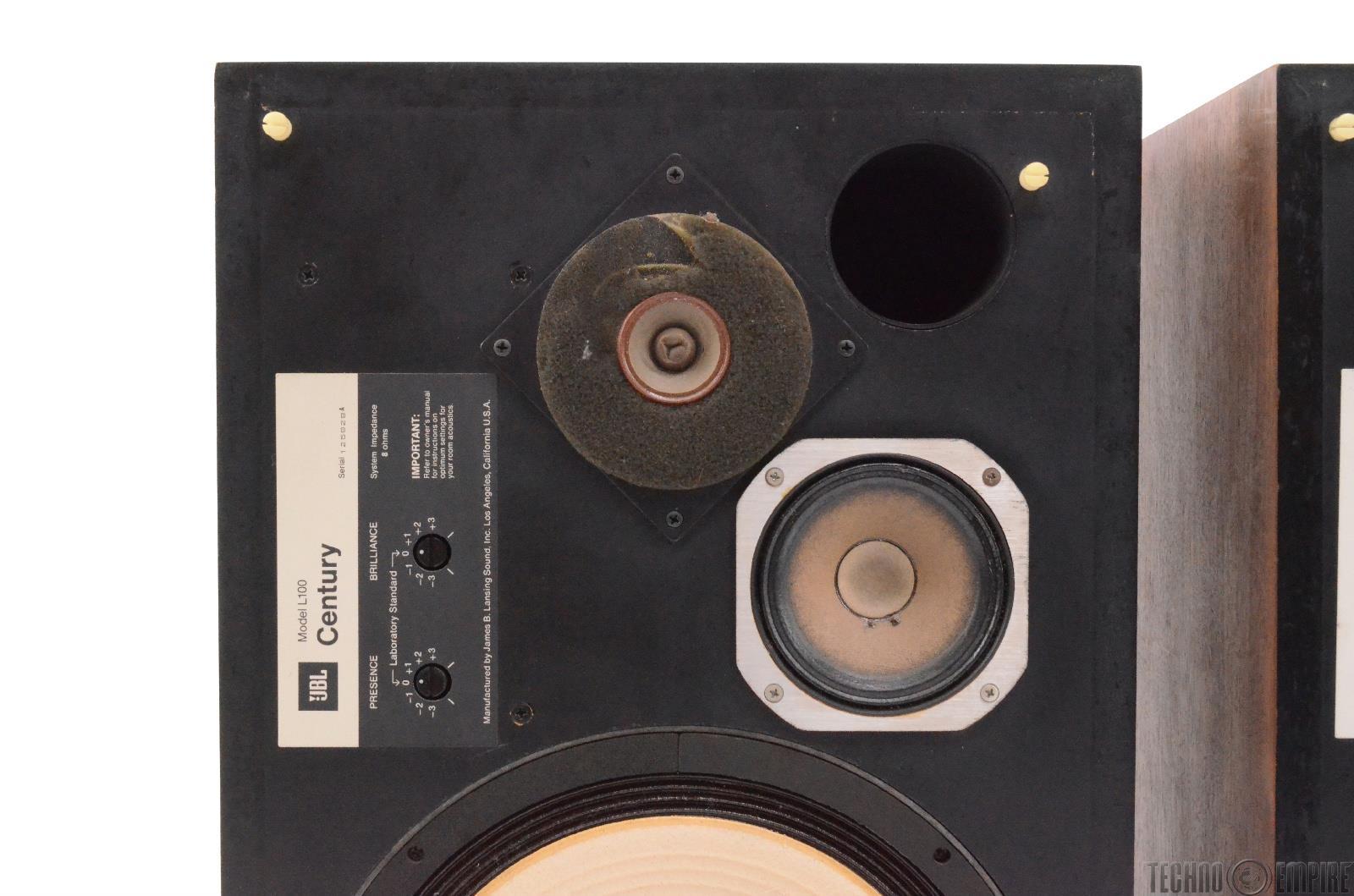Jbl L100 Speaker Grill Foam