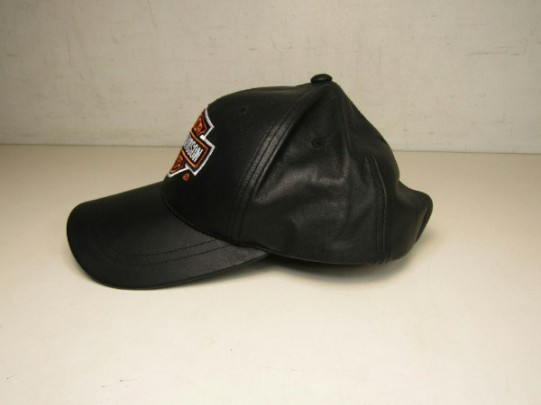 Harley Davidson Official Genuine Leather Snap