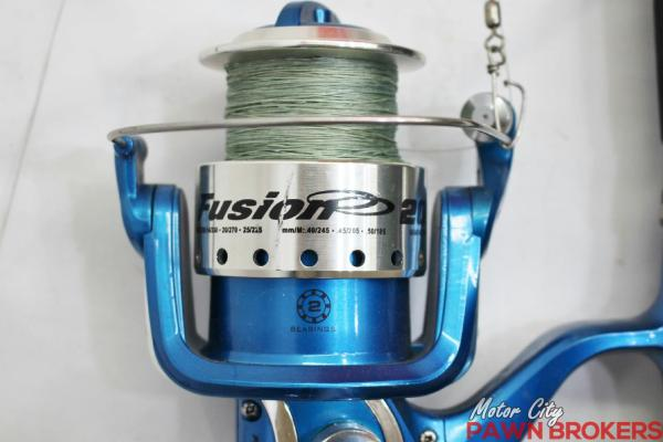 Berkley Fusion 206 Fishing Reel