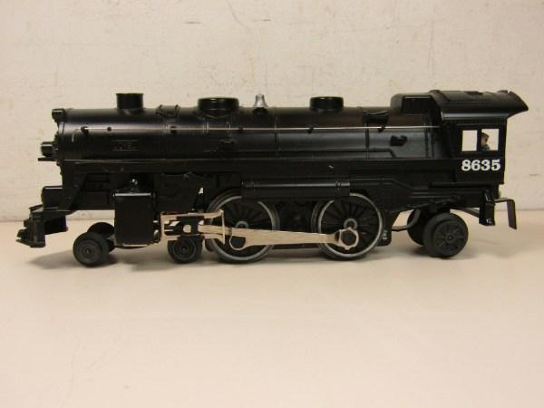 Lionel York System Scale Steam Engine Tender #8635