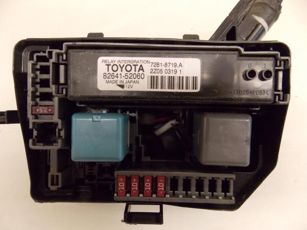 medium resolution of 12 15 toyota yaris 1 5l hatchback under hood relay fuse box block warranty 2105