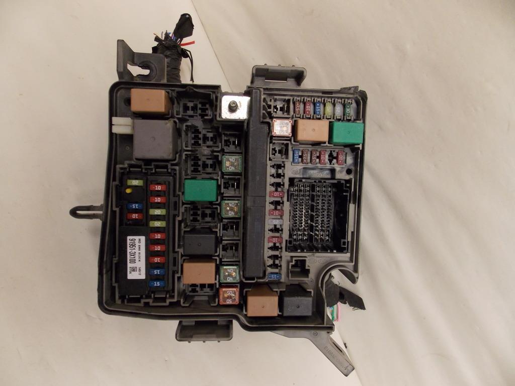 hight resolution of 14 15 kia sorento 2 4l fwd under hood relay fuse box block warranty