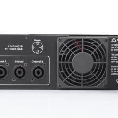 2 Channel Stereo Amplifier E38 Audio Wiring Diagram Mc2 Quested Ap 500 300 Watt Power