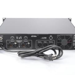 2 Channel Stereo Amplifier 2002 Honda Civic Transmission Diagram Mc2 Audio Quested Ap 500 300 Watt Power