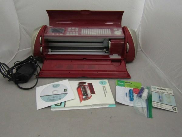 Cricut Cake Personal Electronic Cutting Machine Model