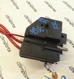 06 11 mercedes ml350 gl350 r350 fuse box rear oem 1645400350 ebay 1645400350 [ 1600 x 1200 Pixel ]