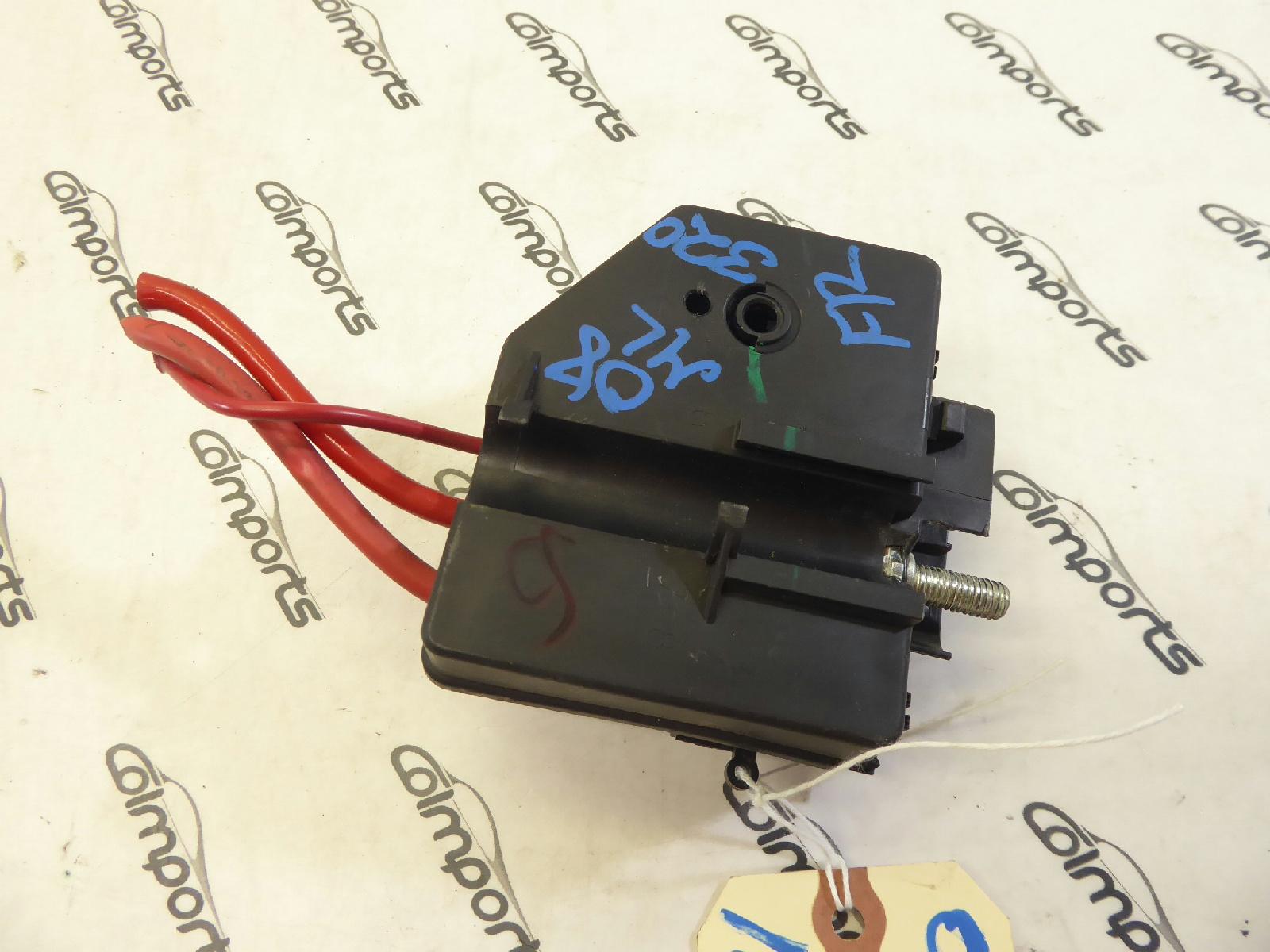 hight resolution of 06 11 mercedes ml350 gl350 r350 fuse box rear oem 1645400350 ebay 1645400350