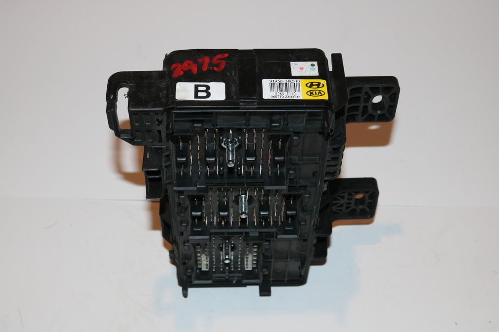 2007 Suzuki Forenza Instrument Panel Fuse Block