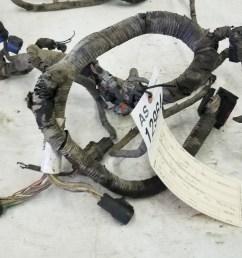 2005 2007 f350 f250 6 0l powerstroke engine wiring harness tag as12964 [ 4032 x 1960 Pixel ]