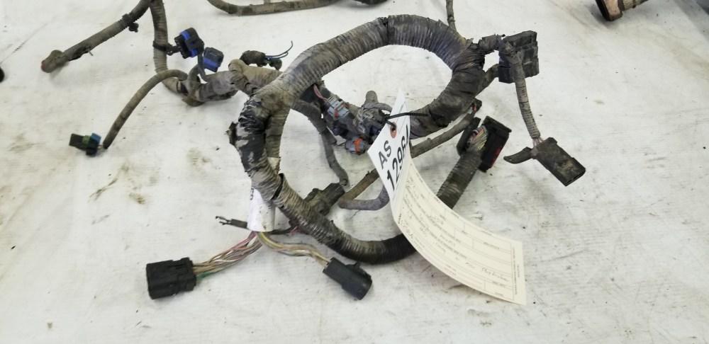 medium resolution of 2005 2007 f350 f250 6 0l powerstroke engine wiring harness tag as12964
