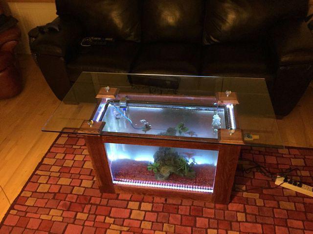 Fish Tank Coffee