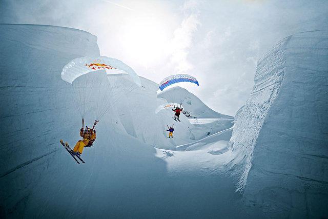 Parachute Ski 2